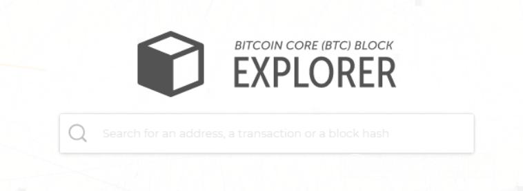 ⚫ Blockchain Explorer