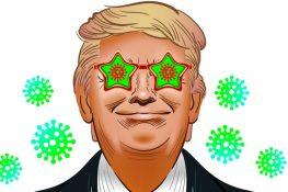Trump pone fin a la pandemia de COVID-19, según comunicado de la Casa Blanca
