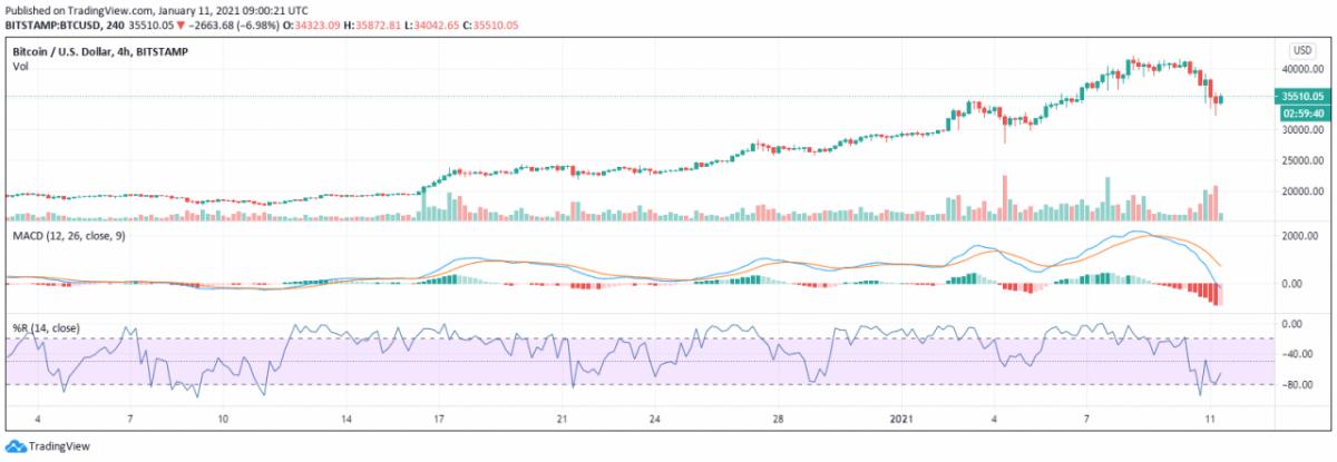 La codicia provocó la caída del 20% del precio de Bitcoin, ¿volverá a subir el precio de BTC?