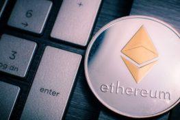 El volumen de transacciones diarias de Ethereum se está volviendo parabólico superando a Bitcoin en $ 3 mil millones