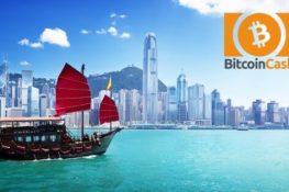 Las máquinas expendedoras de Hong Kong aceptan Bitcoin Cash, no Bitcoin cuenta con Roger Ver