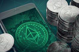 Las criptomonedas que tienen al menos 1 Ethereum alcanzan un máximo mensual a pesar de la corrección de precios