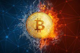 Bitcoin se hunde a $ 56K debido al debilitamiento del volumen de operaciones