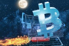 """""""Iré a la Luna muy pronto"""", dice Elon Musk de Tesla mientras Bitcoin supera los $ 60K"""
