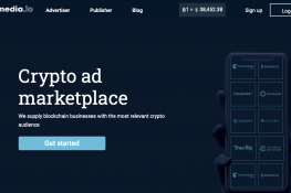 ¡Bitmedia está revolucionando la publicidad para proyectos criptográficos!