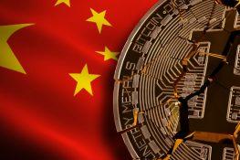 La minería de Bitcoin en China cayó antes de la última ofensiva