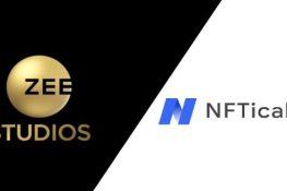 El estudio de cine indio Zee Studios se ha asociado con Nftically para lanzar el primer NFT Drop en Polygon Blockchain